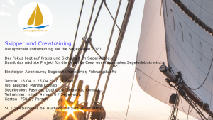 Segelerlebnis - Skipper_Crew_Leadership-Training